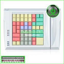 POS клавиатура LPOS-064 со считывателем магнитных карт