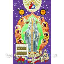Богородиця Милосердя Двері. Набір для вишивання бісером