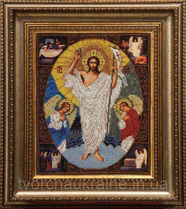 Воскресіння Христове. Набір для вишивання бісером