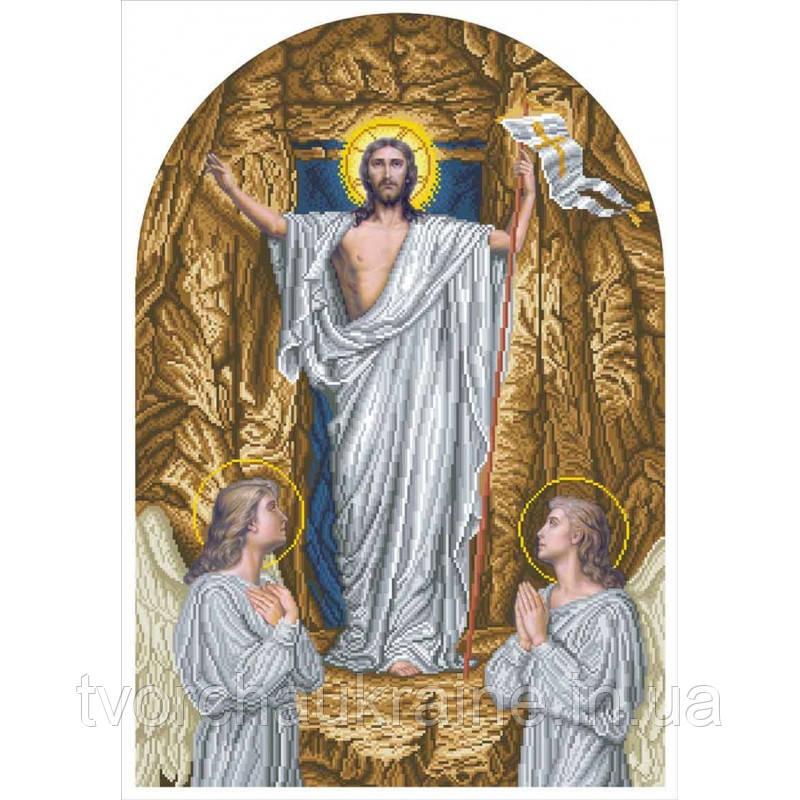 Воскресіння Христове (іконостас). Набір для вишивання бісером