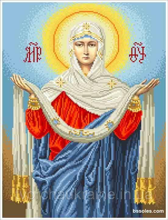 Покрова Пресвятої Богородиці-2. Набір для вишивання бісером