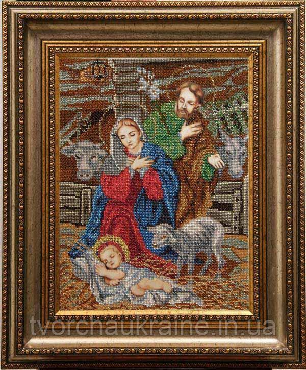 Різдво Христове. Набір для вишивання бісером