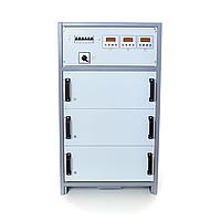Стабилизатор напряжения трёхфазный РЭТА ННСТ-3х22 кВт CALMER (INFINEON) 100А WEB