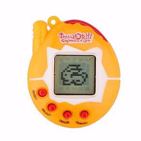 Электронная игра Tamagotchi Тамагочи Виртуальный питомец в яйце Желтый, фото 2