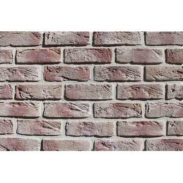 Облицовочная плитка Loft Brick Бруклин Темно-коричневый с солью (54323)
