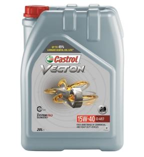 Castrol Vecton 15W-40 CI-4/E7 20л