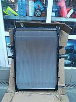 Радиатор рено Магнум Renault Magnum (медный* замена) с рамкой