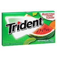 Жуйки Trident Watermelon 14 sticks, фото 1