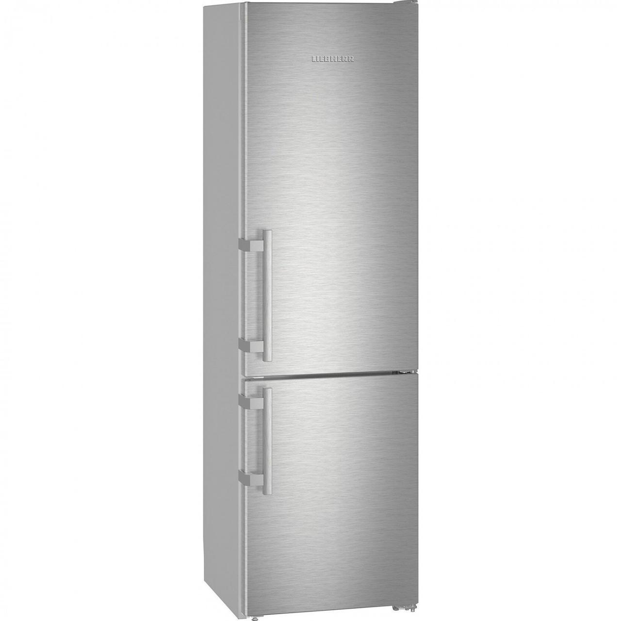 Отдельностоящий двухкамерный холодильник Liebherr Cef 3825 Comfort