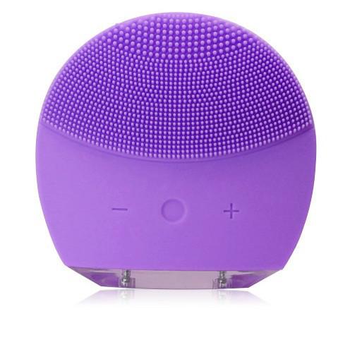 Электрическая щетка для лица FOREVER Lina Mini 2 с индивидуальной настройкой очистки Фиолетовый