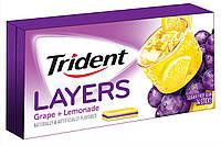 Trident Grape+Lemonade 14 sticks