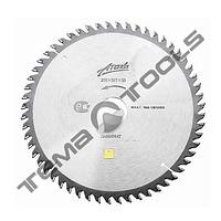 Пильный диск по алюминию и пластику АТАКА 216х60х30