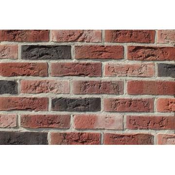 Облицовочная плитка Loft Brick Бельгийский 007 Черный 240x71 мм