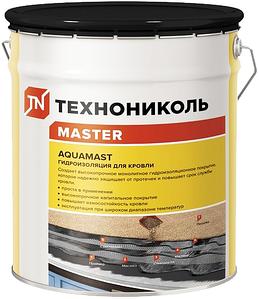 Мастика гидроизоляционная для кровли Aquamast 20 л