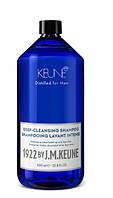 Мужской шампунь глубокой очистки KEUNE 1922 Deep-cleansing Shampoo 1000 мл