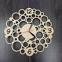 """Годинник настінний дерев'яний """"Модерн"""" CL-0001"""