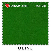 Сукно Hainsworth Match Snooker (Olive)