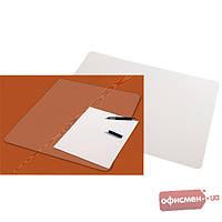 Подкладка для письма Panta Plast, прозр., 529 х 417 мм, PVC