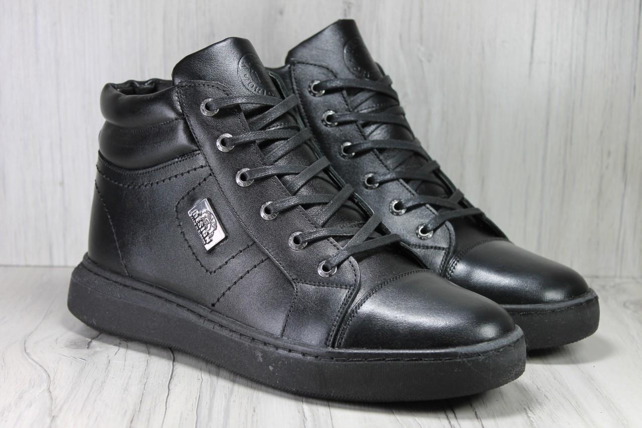 7b4d28e02c89 Мужские высокие зимние ботинки натуральная кожа: продажа, цена в ...