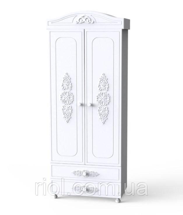 Шкаф двухдверный Анжелика ТМ Неман