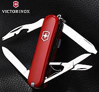 Складной швейцарский нож Victorinox Manager 0.6365 красный