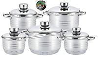 Набор кухонной посуды 10 предметов Edenberg EB-3704
