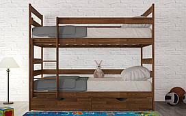 Двухъярусная кровать Ясна 80х190 см. Аурель (Олимп)