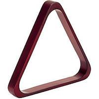 Трикутник для пулу 57,2 мм (дерево)