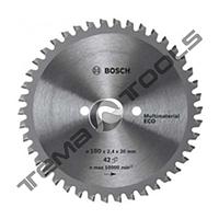 Пильные диски BOSCH Multi ECO универсальные