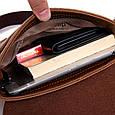 Мужская сумка- мессенджер Jeep Buluo в комплекте с портмоне, фото 7