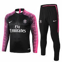 Костюм тренировочный Nike FC Paris Saint-Germain 2018-19, фото 1