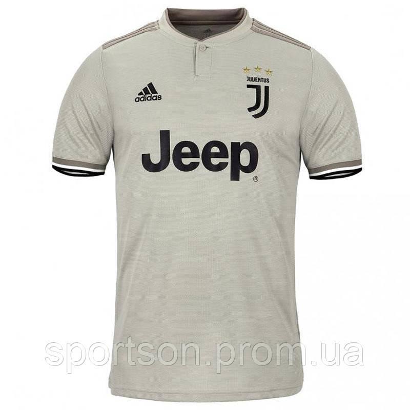 Футбольная форма 2018-2019 Ювентус (Juventus), выездная