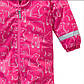 Зимний сдельный термо комбинезон для девочек 1,5 - 2 года, р. 92, Topolino (Topomini), фото 3