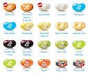Конфеты Джелли Белли Гадкие Бобы Гарри Поттера Пати Упаковка 4серия 200 грм Bean Boozled Jelly Belly, фото 3