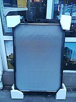 Радиатор Даф 95 DAF XF 95 с рамкой