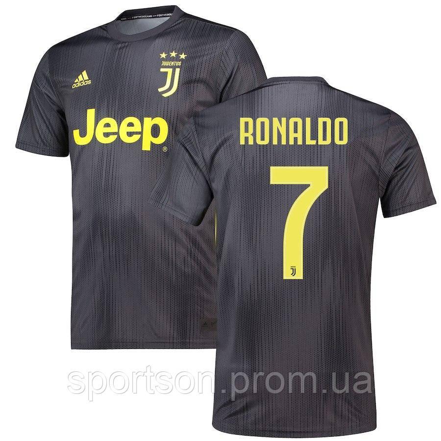 Футбольная форма 2018-2019 Ювентус (Juventus), резервная RONALDO 7