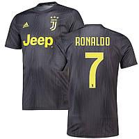 Футбольная форма 2018-2019 Ювентус (Juventus), резервная RONALDO 7, фото 1