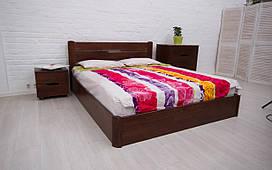 Деревянная кровать Айрис с механизмом 120х190 см. Аурель (Олимп)