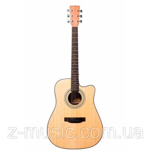 Гитара акустическая Rafaga HDC-60 N