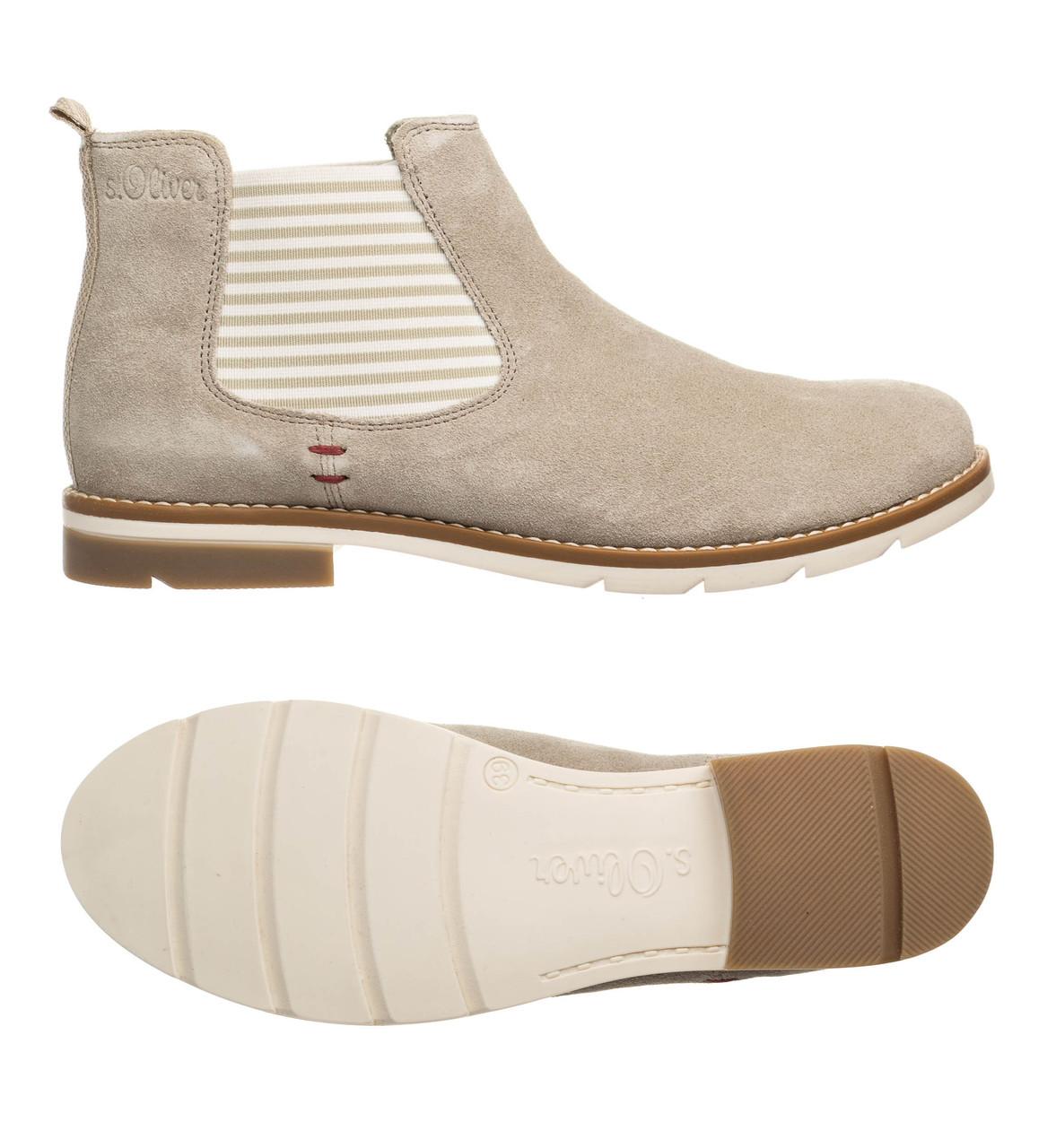 Жіночі черевики S Oliver 39 Grey