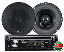 "Комплект Boss Audio 654CK (kit 648UA+6.5"")"