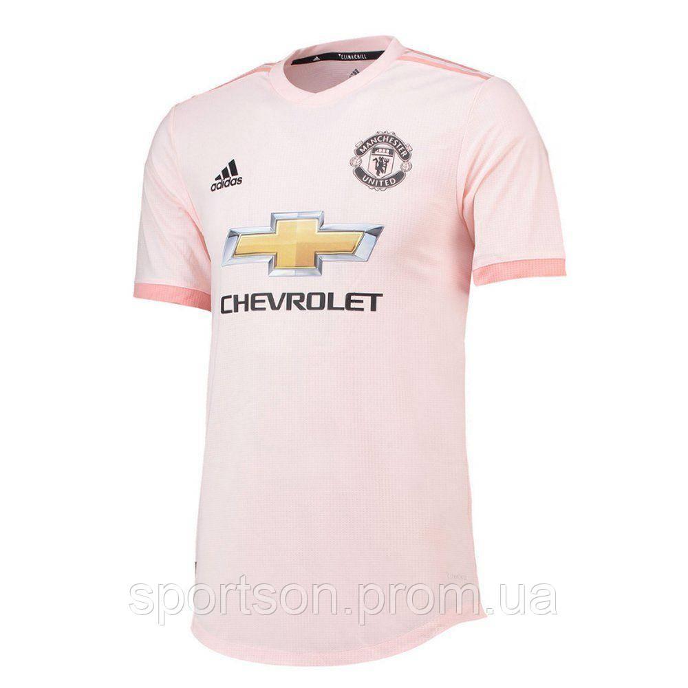 Футбольная форма 2018-2019 Манчестер Юнайтед выездная