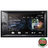 Магнитола с экраном Sony XAV-W600