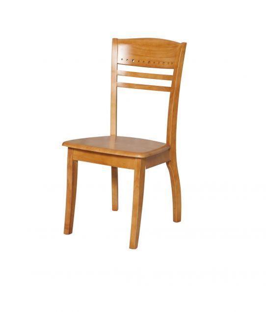 Деревянный стул 039, цвет ольха