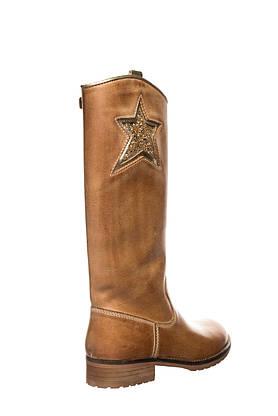 Жіночі чоботи HIP Star 37 Brown, фото 3