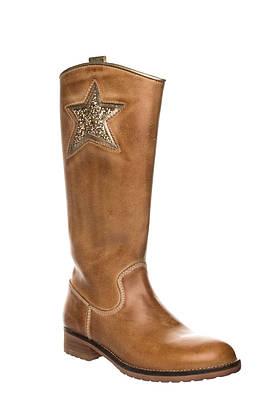 Жіночі чоботи HIP Star 37 Brown, фото 2