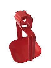 Каплеулавливатель на двох ніжках для квадратної труби