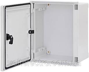 Полиэстеровые шкафы EPC 40-40-20 IP66 (2зам., В400xШ400xГ200)