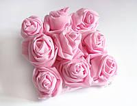 Эксклюзивная свадебная подушечка для колец Розы, фото 1