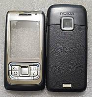 Корпус для Nokia E65 з клавіатурою black